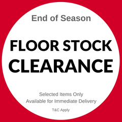 Floor Stock Clearance