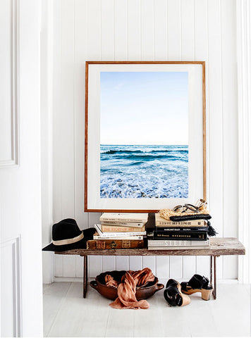 Frame your memories of a relaxing place