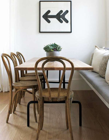 Marvelous 12 Family Friendly Dining Rooms We Love By Rachel Alejandrino Ibusinesslaw Wood Chair Design Ideas Ibusinesslaworg