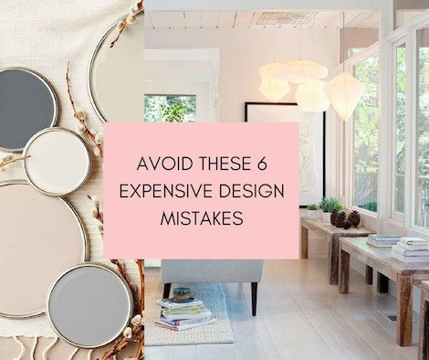 Avoid these 6 expensive design mistakes
