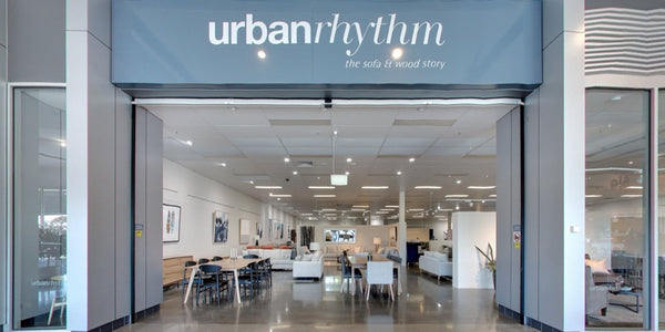 Urban Rhythm store entrance