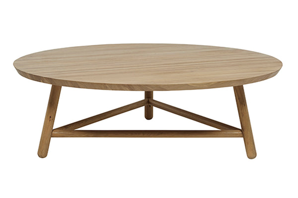 Linea Tri Base Coffee Table