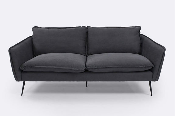 Marley Sofa - 3 Seater - Charcoal