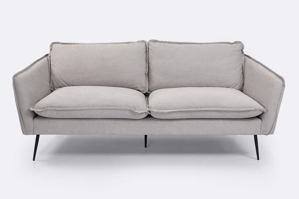 Marley Sofa - 3 Seater - Grey