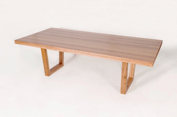 Nicholas Dining Table - Timber Base