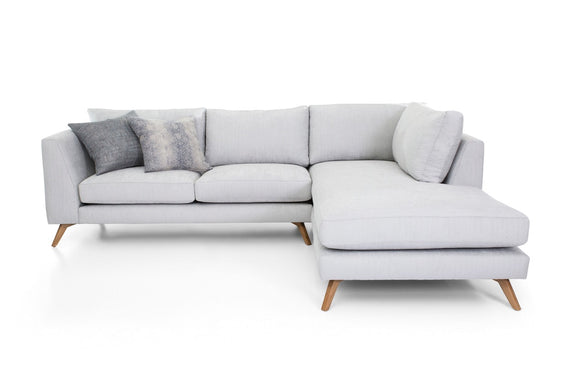 Bianca Sofa - 2.5 Seater Chaise RHF