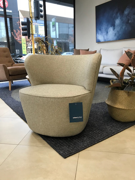 Superieur Kennedy Swivel Occasional Chair