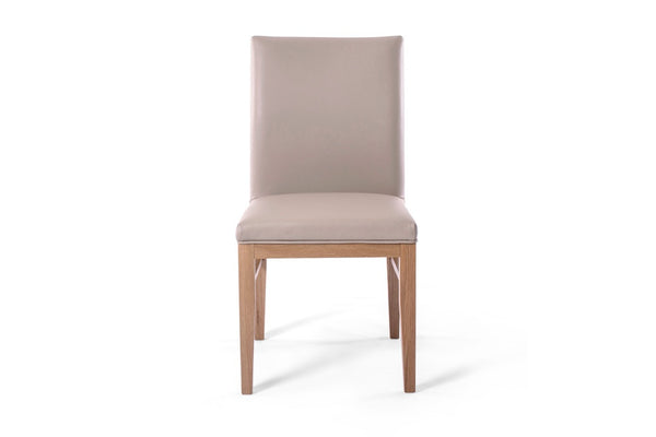 Yarra Leather Dining Chair