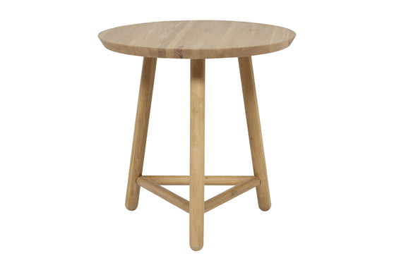 Linea Tri Base Side Table