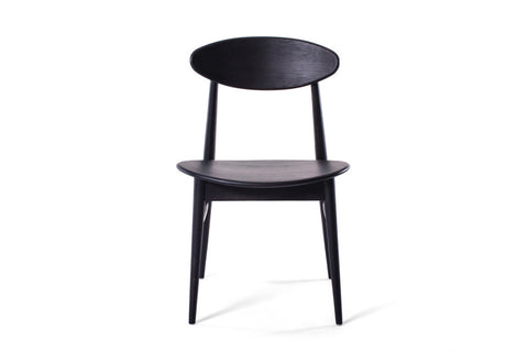 Malmo Dining Chair - Black