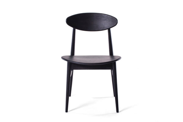 Lotus Dining Chair - Black
