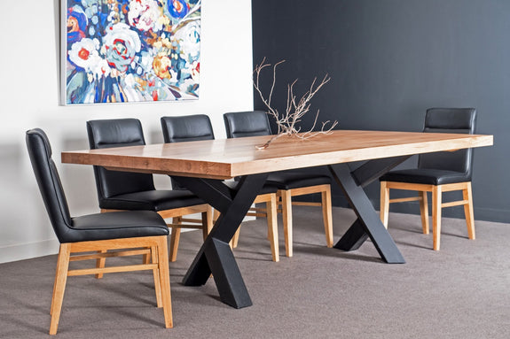 Nicholas XY Base Dining Table