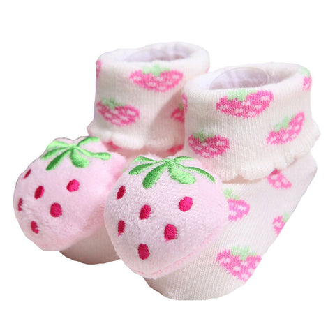 Cute Animal Slipper Boots Socks - Dottie D Shopping