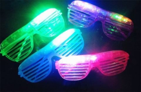 LED Party Glasses - Dottie D Shopping