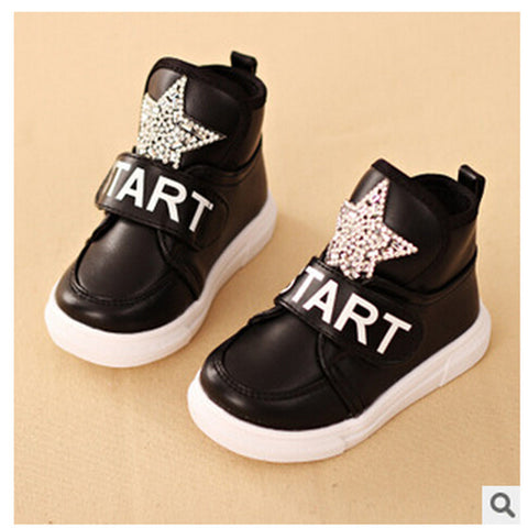 Star Start High Shoes - Dottie D Shopping