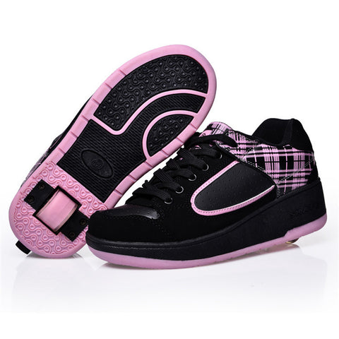 Jazzy Kids Sneakers with Wheels - Dottie D Shopping