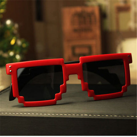 Minecraft Vintage Sun Glasses - Dottie D Shopping
