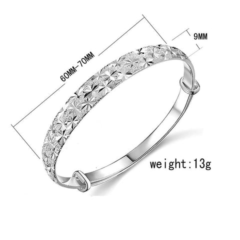 Romantic Starry Bangle - Dottie D Shopping