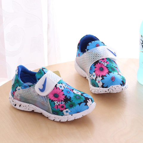 Floral Style Shoes - Dottie D Shopping