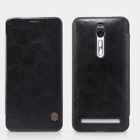 Zenfone 2 Wallet Leather Case - Dottie D Shopping