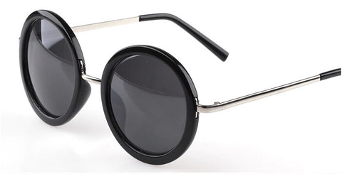 Retro Round Vintage Sunglass - Dottie D Shopping