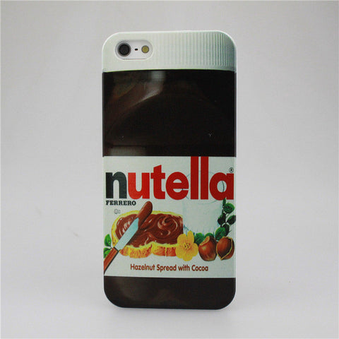 Nutella Design Phone Case - Dottie D Shopping