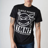 Teenage Mutant Ninja Turtles Turtle Power Black T-Shirt