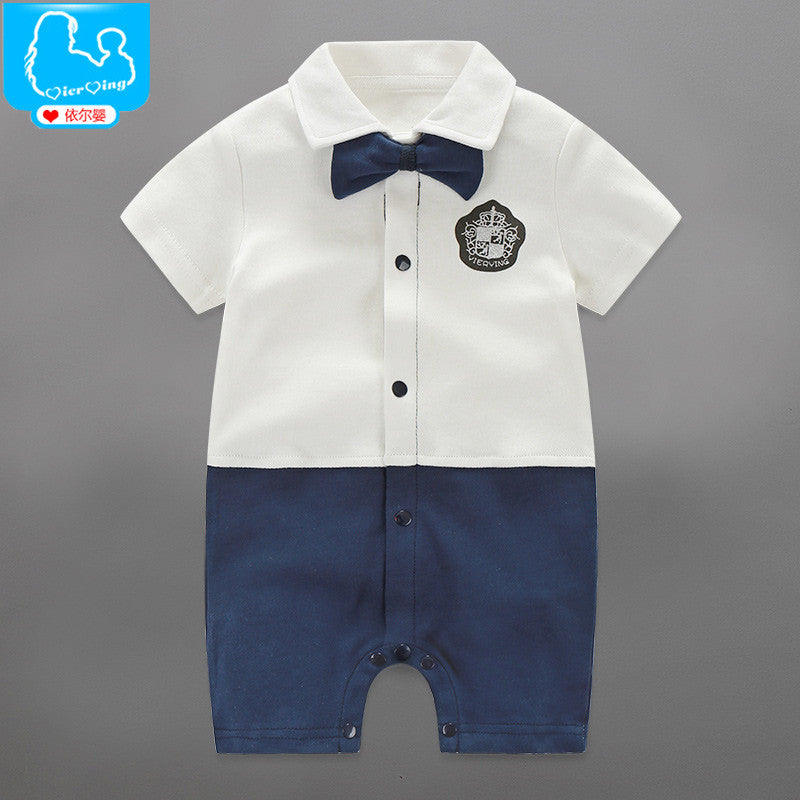 Baby Boy Clothing Sets Jumpsuits Newborn Baby Clothes Profession