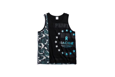PHANTACi X HACHill [KING OR QUEEN] TANK TOP
