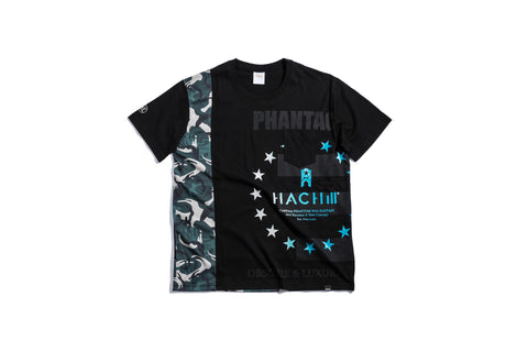 PHANTACi X HACHill [KING OR QUEEN] TEE