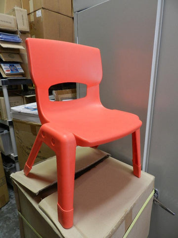 Lot #240: Posture Perfect WePlay Chair. Price includes 6 chairs.