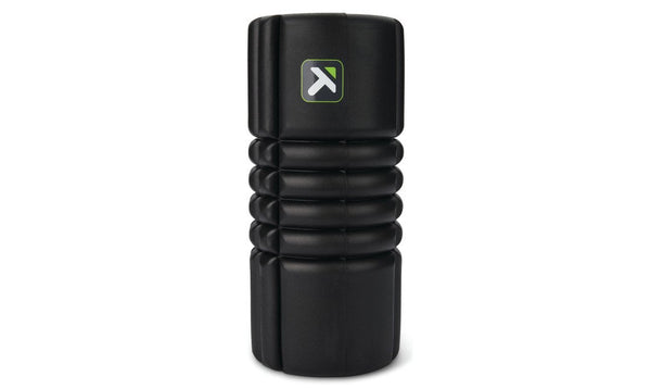 Trigger Point Grid Travel Foam Roller-BLACK
