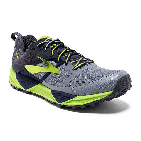 BROOKS MEN'S CASCADIA 12 TRAIL-RUNNING SHOES