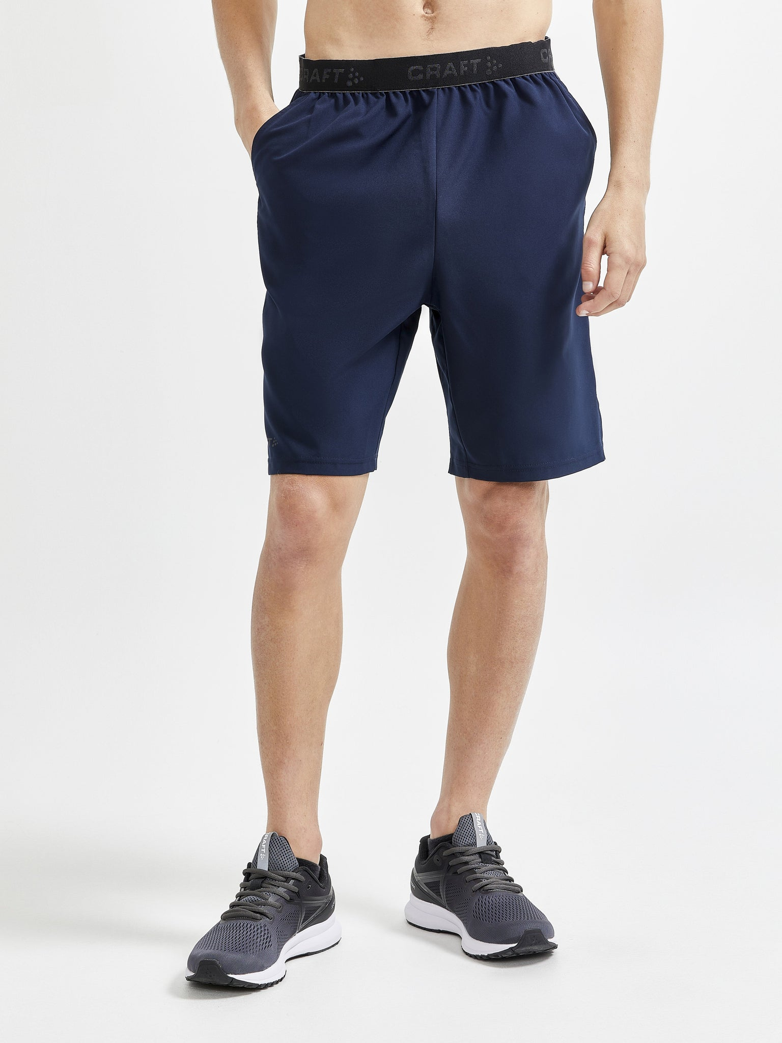 Craft Men's Core Essence Relaxed Shorts - Blaze