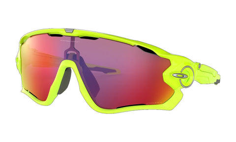 Oakley Jaw Breaker - Retina Burn W/ Prizm Road