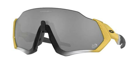 Oakley Flight Jacket Trifecta Fade w/Prizm Black