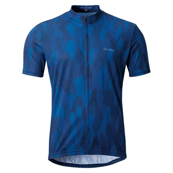 Pearl Izumi Freeasy Print Cycling Jersey ( 334-B ) Blush Boarder