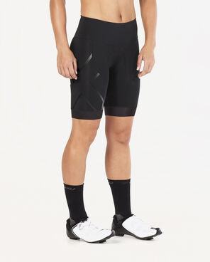 2XU Women's Compression Cycle Shorts-WC4922B (BLK/BLK)