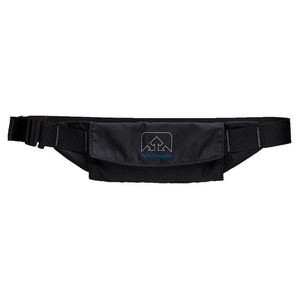 Nathan Vista Waistpak - Black (One size)