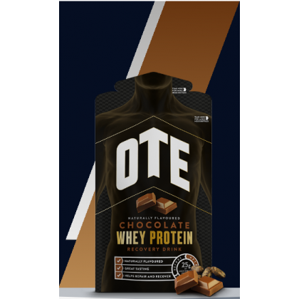 OTE WHEY PROTEIN RECOVERY DRINK