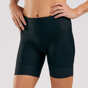 "ZOOT WOMENS ELITE TRI 6"" SHORT - ELITE"