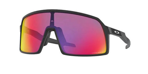 Oakley Sutro S Matte Black w/Prizm Road ASIA FIT