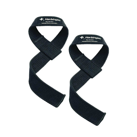 HARBINGER COTTON LIFTING STRAPS