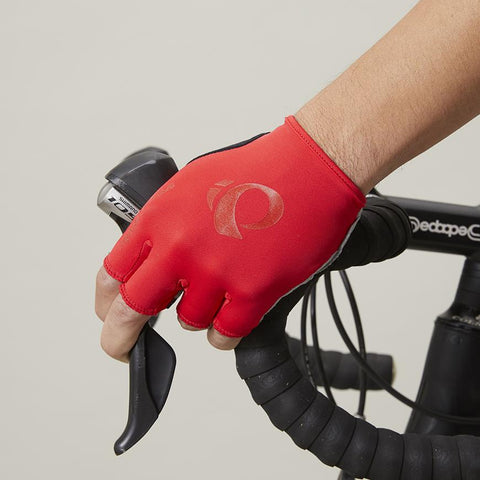 Pearl Izumi Racing Gloves - Deep Red