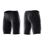 2XU Women's Compression Shorts - Black Nero