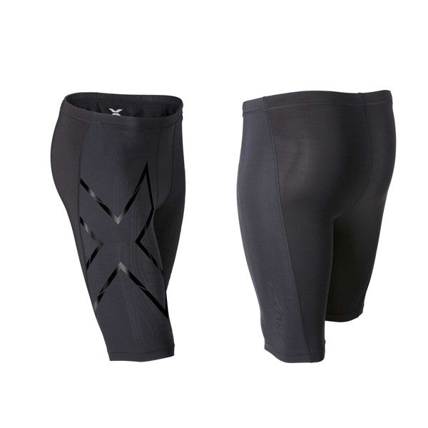 2XU Men's Elite MCS Compression Shorts - Black Nero