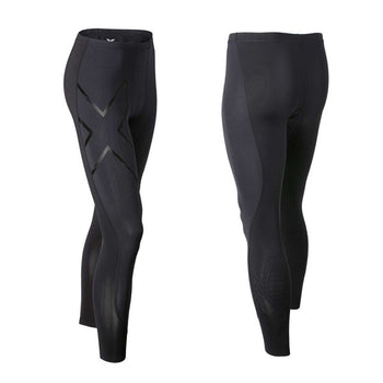 2XU Men's Elite MCS Compression Tights - Black Nero