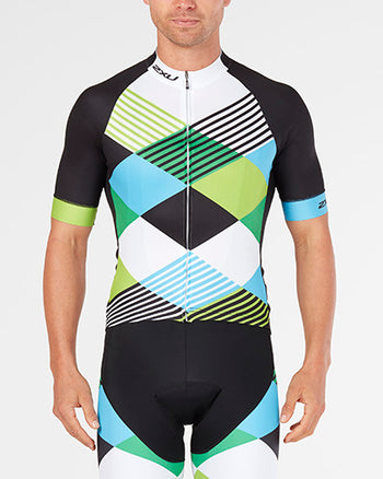 2XU MEN'S SUB CYCLE JERSEY