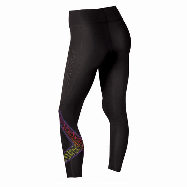 2XU WOMEN'S TEN YEAR ANNIVERSARY COMPRESSION TIGHTS - LIMITED EDITION