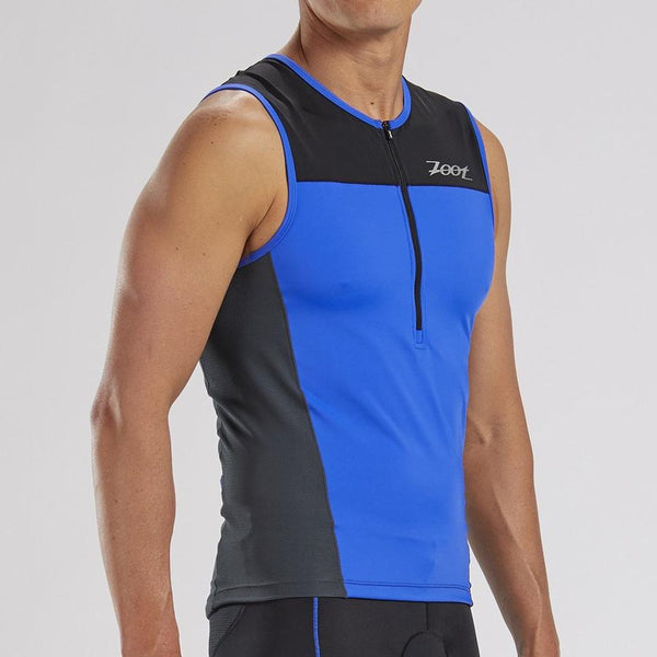 ZOOT MEN'S CORE TRI TANK - ROYAL BLUE